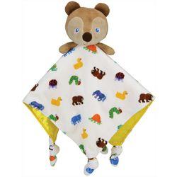 World Of Eric Carle Brown Bear Blanket