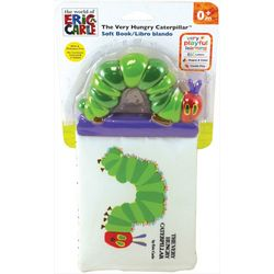 Kids Preferred Eric Carle The Hungry Caterpillar Soft Book