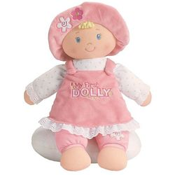 Gund My First Dolly Plush Toy