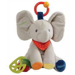 Gund Flappy Elephant Activity Plush Toy