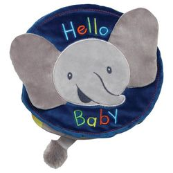 Gund Flappy Elephant Soft Book