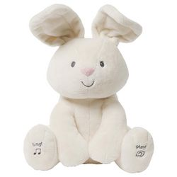 Gund Animated Floral the Bunny Plush Toy
