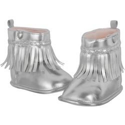 Stepping Stones Baby Girls Fringe Boots