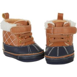 Stepping Stones Baby Boys Duck Boots