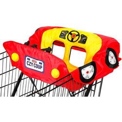 Little Tikes Baby Boy Cozy Cope Shopping Cart Cover