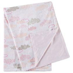 Natural Wonders Baby Girls Clouds Baby Blanket