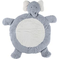 Babys First Play Date Elephant Tummy Time Playmat