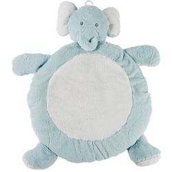 Babys First Play Date Baby Boys Elephant Tummy Time Playmat