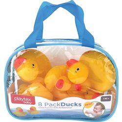 Playtex Baby 8-pk. Rubber Ducks Bath Toys