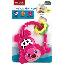 Playtex Baby Musical Monkey Toy
