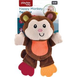 Playtex Baby Happy Monkey Teether Toy