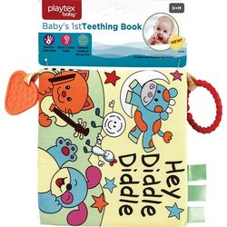 Playtex Baby My First Hey Diddle Diddle Crinkle Book