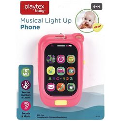 Playtex Baby Musical Light Up Phone Toy