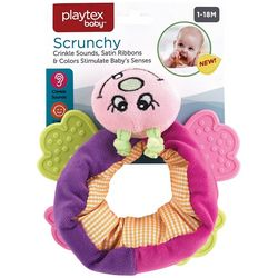 Playtex Baby Scrunchy Wrist Teether
