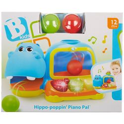 Bkids Hippo-poppin' Piano Pal Toy