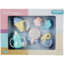 Huanger 5-pc. Happy Rattles Sweets Collection Set