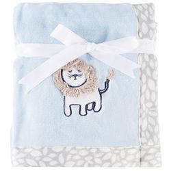 Baby Lounge Baby Boys Lion Blanket