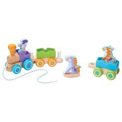 Melissa & Doug 6-pc. Rocking Farm Animals Pull Train Set