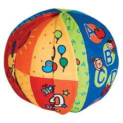 Melissa & Doug K's Kids 2-in-1 Talking Ball Learning Toy