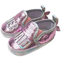 ABG Baby Girls Mermaid Slip-On Shoes