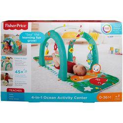 Fisher-Price 4-in-1 Ocean Activity Center