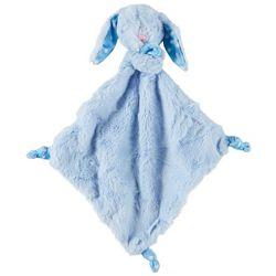 Kelly Baby Baby Boy Bunny Rattle Blanket