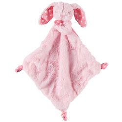 Kelly Baby Baby Girls Bunny Rattle Blanket