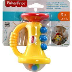 Fisher-Price Teethe 'n Rattle Trumpet
