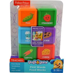 Fisher-Price First Word Food Blocks