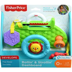 Fisher-Price Rollin' & Strollin' Dashboard