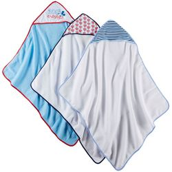 Disney Mickey Mouse Baby Boys 3-pk. Hooded Towel Set