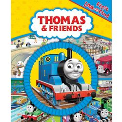 Thomas The Train Thomas & Friends First Look and Find Book