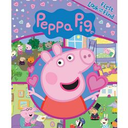 Peppa Pig First Look and Find Book