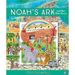 Noah's Ark First Look and Find Book