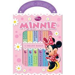 Disney Minnie Mouse 12-pk. Minnie Board Book Set