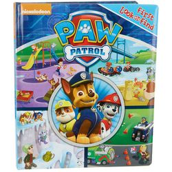 Nickelodeon Paw Patrol First Look and Find Book