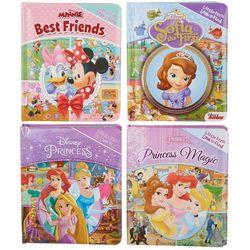 Disney Princess 4-pk. Princess Magic First Look & Find Books