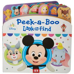 Disney Peek-a-Boo Look and Find Book