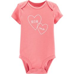 Carters Baby Girls Mom & Me Bodysuit