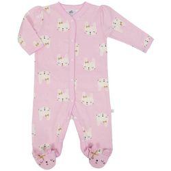 Just Born Baby Girls Sleepy Bunny Sleep & Play