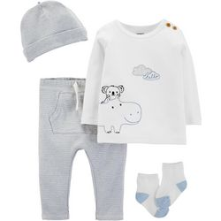 Carters Baby Boys 4-pc. Koala Take Me Home Layette Set