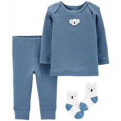 Carters Baby Boys 3-pc. Koala Take Me Home Layette Set