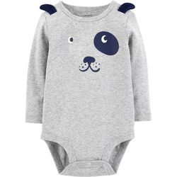 Carters Baby Boys Dog Bodysuit