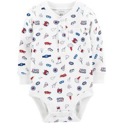 Carters Baby Boys Super Cute Bodysuit