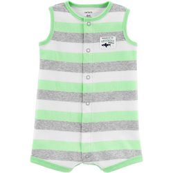 Carters Baby Boys Cuteness Attack Snap-Up Romper