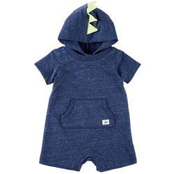 Carters Baby Boys Dino Hooded Romper