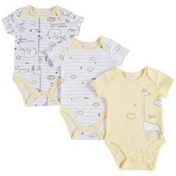 Sunshine Baby Baby Boys Safari Animals 3-pc. Set