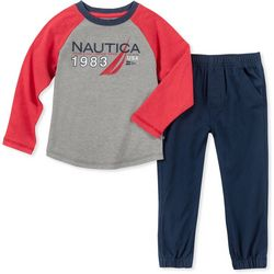 Nautica Baby Boys 1983 Jogger Pants Set
