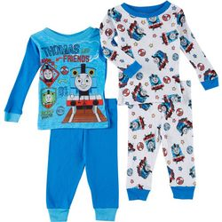 Thomas The Train Baby Boys 4-pc. Thomas & Friends Pajama Set