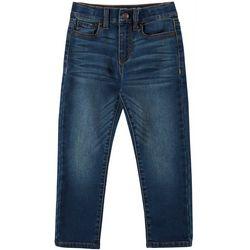 Lazer Little Boys Slim Straight Denim Pants